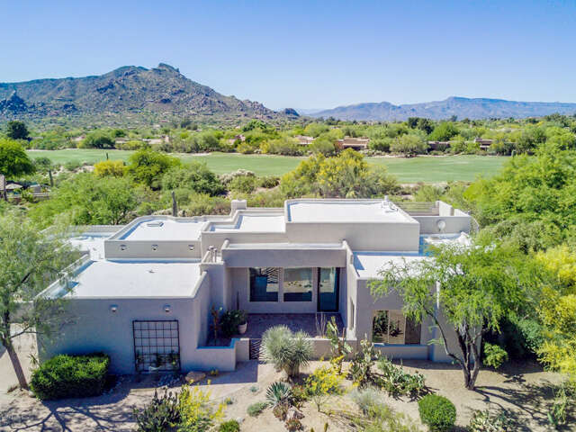 Single Family for Sale at 3072 E Ironwood Road Carefree, Arizona 85377 United States