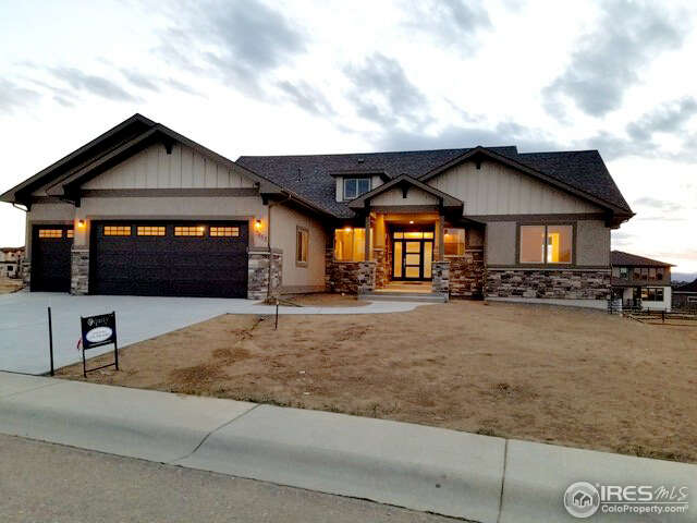 New Construction for Sale at 7853 Cherry Blossom Dr Windsor, Colorado 80550 United States