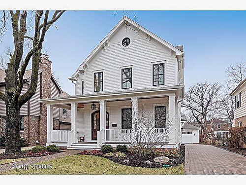 Single Family for Sale at 534 South Blackstone Avenue La Grange, Illinois 60525 United States