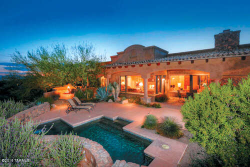 Single Family for Sale at 14606 N Granite Peak Place Oro Valley, Arizona 85755 United States