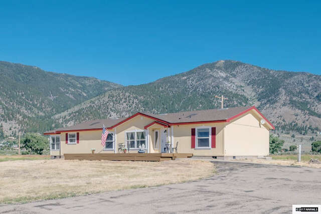 Single Family for Sale at 410 Running River Genoa, Nevada 89411 United States