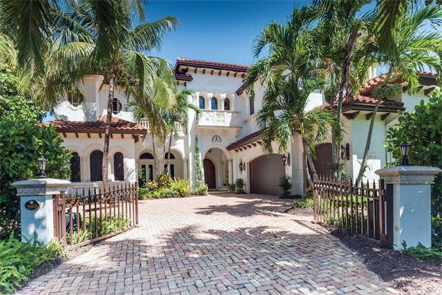 Single Family for Sale at 5553 N Ocean Boulevard Ocean Ridge, Florida 33435 United States