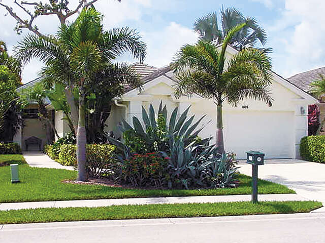 Single Family for Sale at 605 Masters Way Palm Beach Gardens, Florida 33418 United States