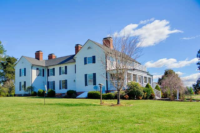 Single Family for Sale at 6670 Blenheim Road Scottsville, Virginia 24590 United States