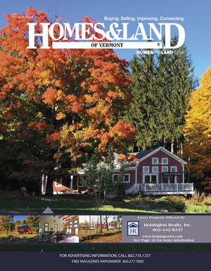 HOMES & LAND Magazine Cover. Vol. 10, Issue 08, Page 35.