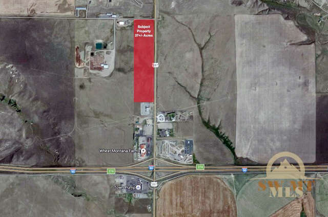 Land for Sale at Tbd Highway 287 Three Forks, Montana 59752 United States