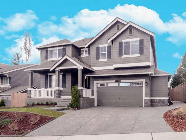 Single Family for Sale at 12020 31st Place NE Lake Stevens, Washington 98258 United States