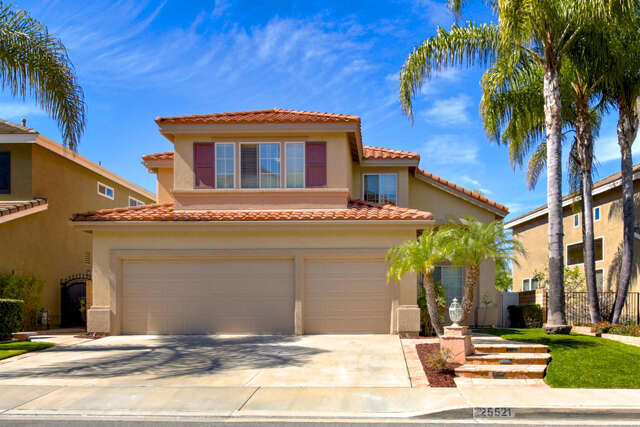 Single Family for Sale at 25521 Chimera Drive Mission Viejo, California 92692 United States
