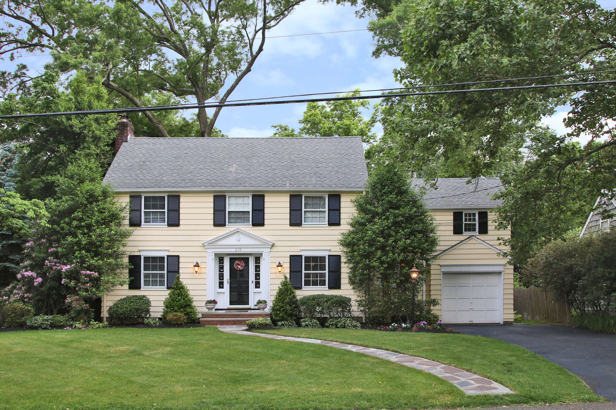 Single Family for Sale at 215 Jefferson Avenue Westfield, New Jersey 07090 United States