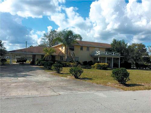 Multi Family for Sale at 2800 Hurst Road Auburndale, Florida 33823 United States