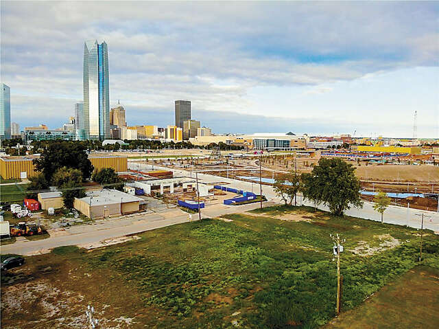 Land for Sale at 412 SW 5th Street Oklahoma City, Oklahoma 73109 United States
