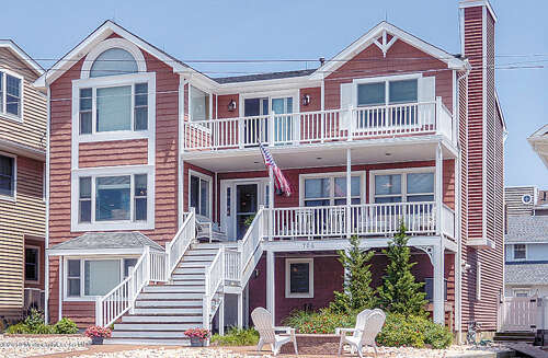 Single Family for Sale at 704 N Bayview Avenue Seaside Park, New Jersey 08752 United States