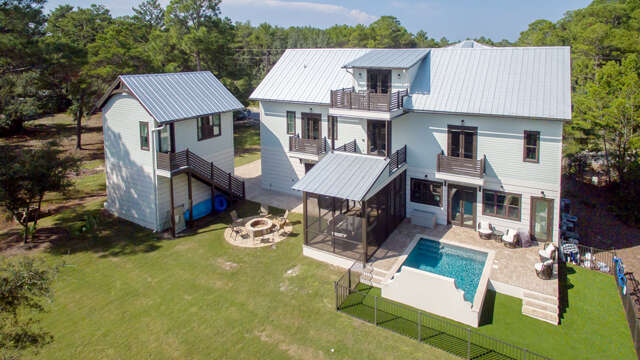 Single Family for Sale at 310 Seacrest Drive Panama City Beach, Florida 32461 United States