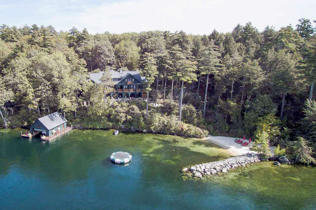 Single Family for Sale at 404 And 416 Sewall Road Wolfeboro, New Hampshire 03894 United States