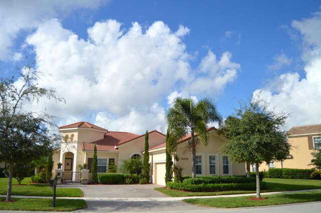 Single Family for Sale at 9955 SW Nuova Way Port St. Lucie, Florida 34986 United States