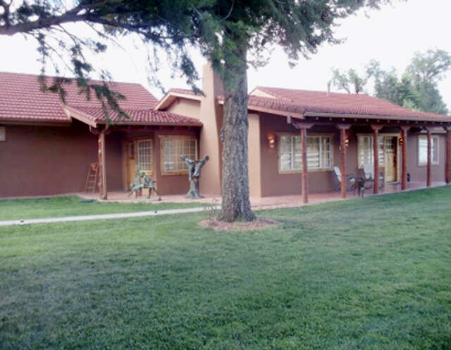 Single Family for Sale at 108 Tull Trail Ruidoso Downs, New Mexico 88346 United States