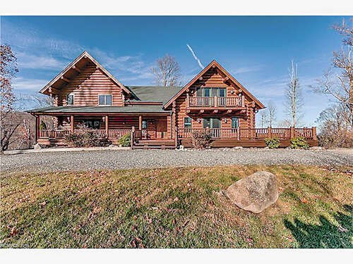 Single Family for Sale at 648 Poplar Gap Road Hot Springs, North Carolina 28743 United States