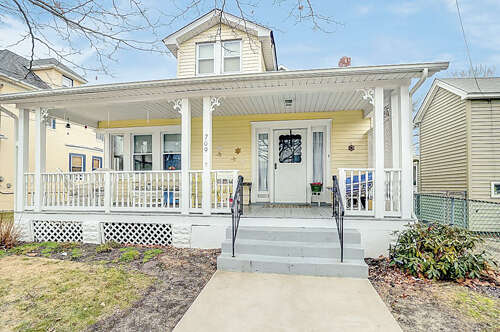 Single Family for Sale at 709 Madison Avenue Bradley Beach, New Jersey 07720 United States