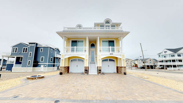 Single Family for Sale at 1855 Ocean Avenue Ortley Beach, New Jersey 08751 United States