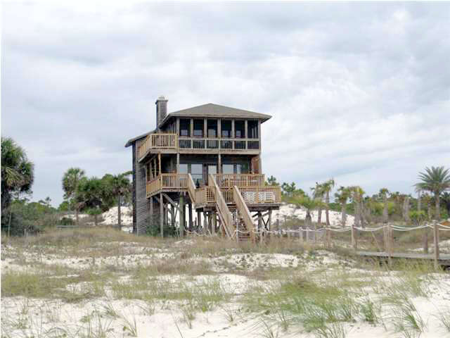 Resort / Waterfront for Sale at 1516 East Gulf Beach Dr , Eastpoint, Florida 32328 United States
