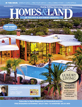 HOMES & LAND Magazine Cover. Vol. 19, Issue 06, Page 72.