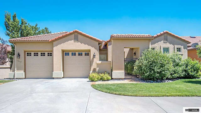 Single Family for Sale at 1640 Whisper Rock Court Reno, Nevada 89523 United States