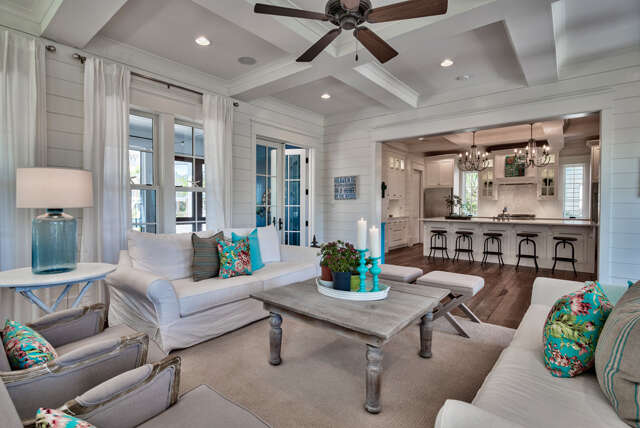 Single Family for Sale at 50 N Founders Lane Rosemary Beach, Florida 32461 United States
