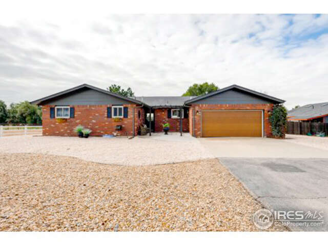 Single Family for Sale at 3312 County Road 38 Mead, Colorado 80542 United States