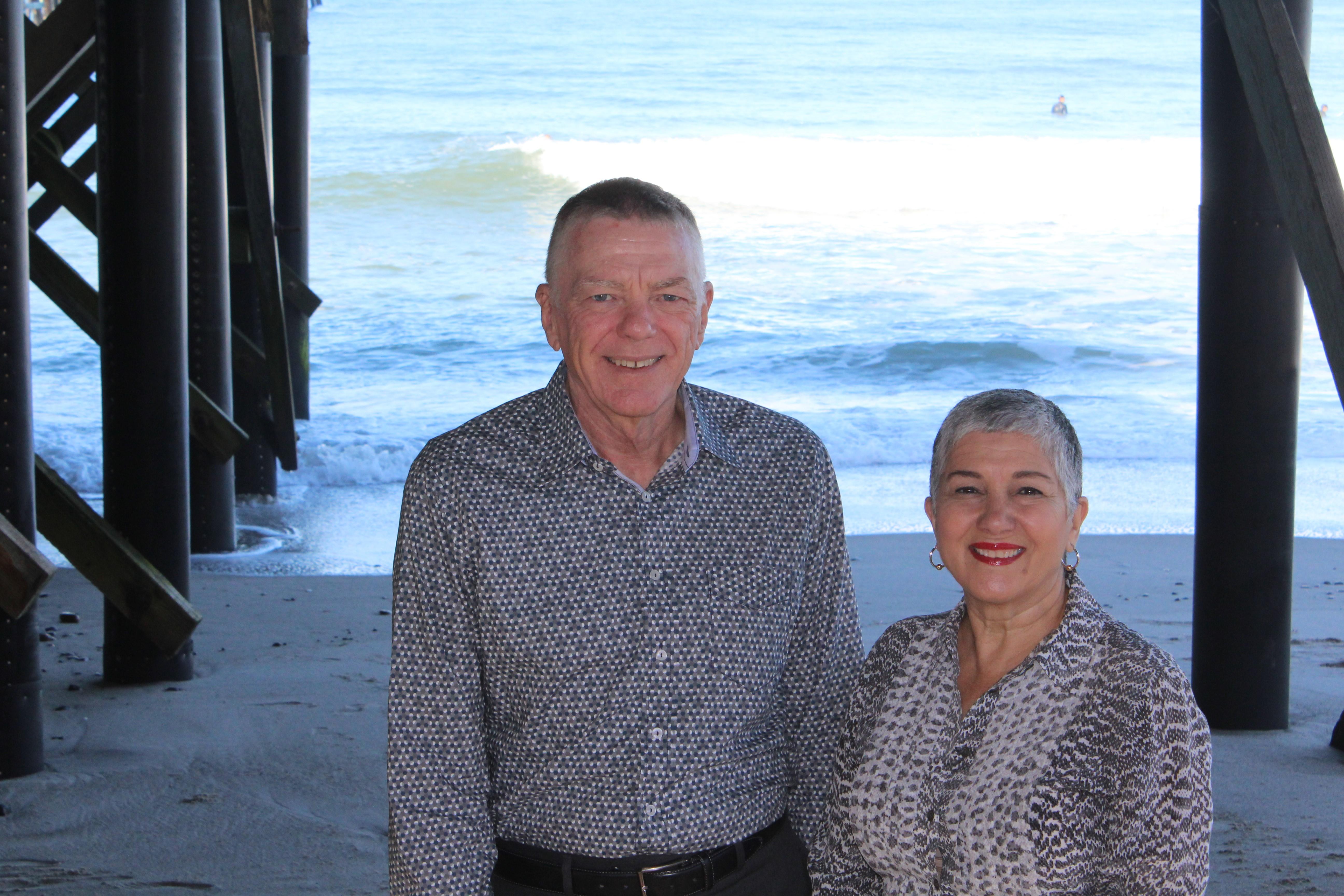 Doug & Soosan Robinett
