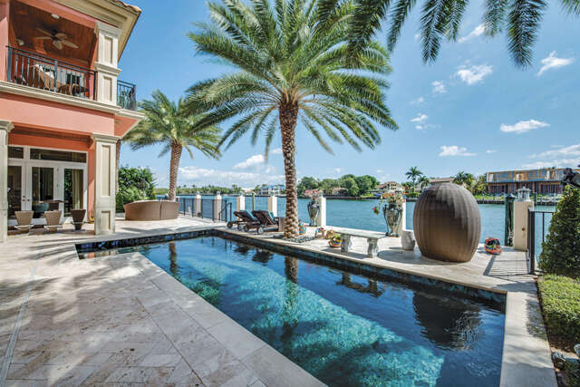 Single Family for Sale at 620 Golden Harbour Drive Boca Raton, Florida 33432 United States