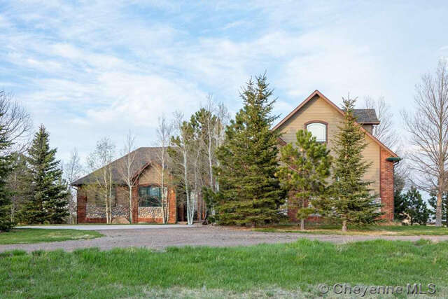 Single Family for Sale at 1491 Road 215 Cheyenne, Wyoming 82009 United States