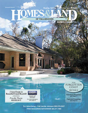 HOMES & LAND Magazine Cover. Vol. 44, Issue 03, Page 32.