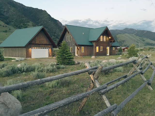 Single Family for Sale at 65 Moonwater Lane Cameron, Montana 59720 United States