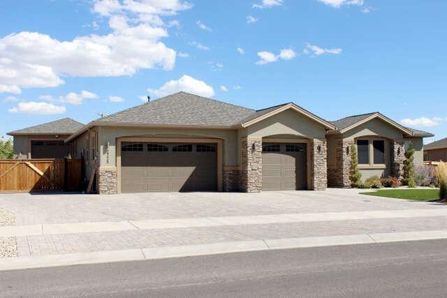 Single Family for Sale at 2775 Oak Ridge Drive Carson City, Nevada 89703 United States