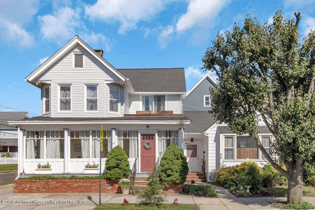 Single Family for Sale at 147 Broadway Ocean Grove, New Jersey 07756 United States