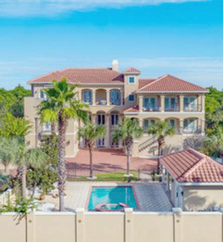 Single Family for Sale at 25 Sandy Dunes Circle Miramar Beach, Florida 32550 United States