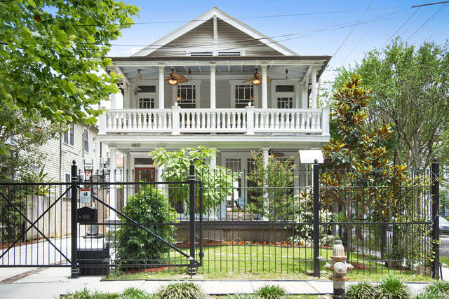 Single Family for Sale at 4801 Dryades St. New Orleans, Louisiana 70115 United States