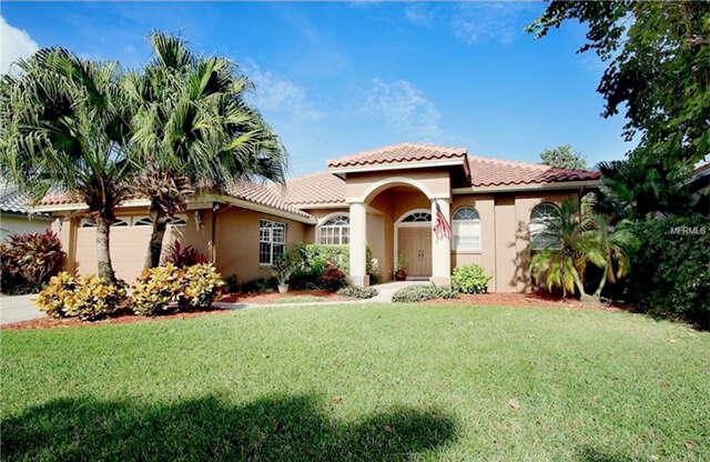 Single Family for Sale at 1109 Darlington Oak Drive NE St. Petersburg, Florida 33703 United States