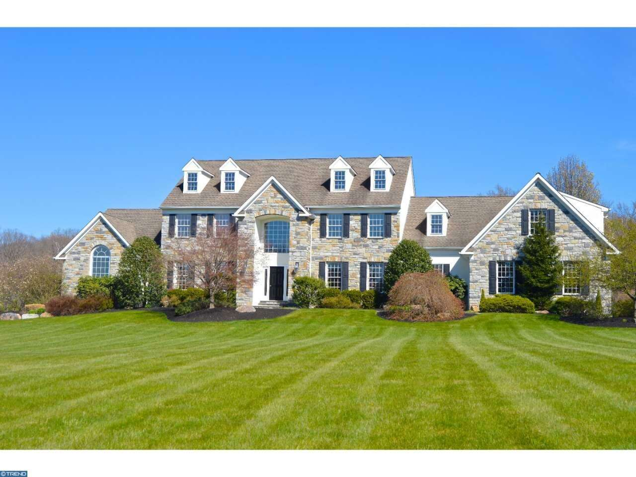 Single Family for Sale at 3190 Creamery Road New Hope, Pennsylvania 18938 United States