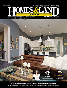 HOMES & LAND Magazine Cover. Vol. 13, Issue 05, Page 13.