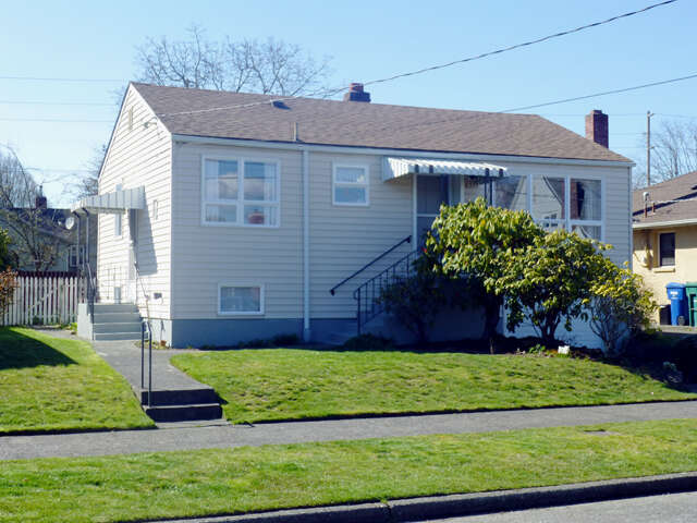 Single Family for Sale at 8317 10th Ave. N.W. Seattle, Washington 98117 United States