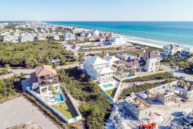Land for Sale at 14 B Paradise By The Sea Boulevard Rosemary Beach, Florida 32461 United States