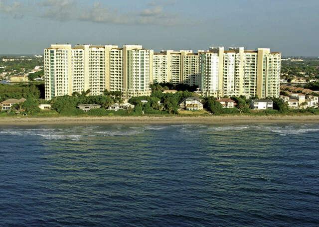 Condominium for Sale at 3700 S Ocean Boulevard 1402 & 1403 Highland Beach, Florida 33487 United States