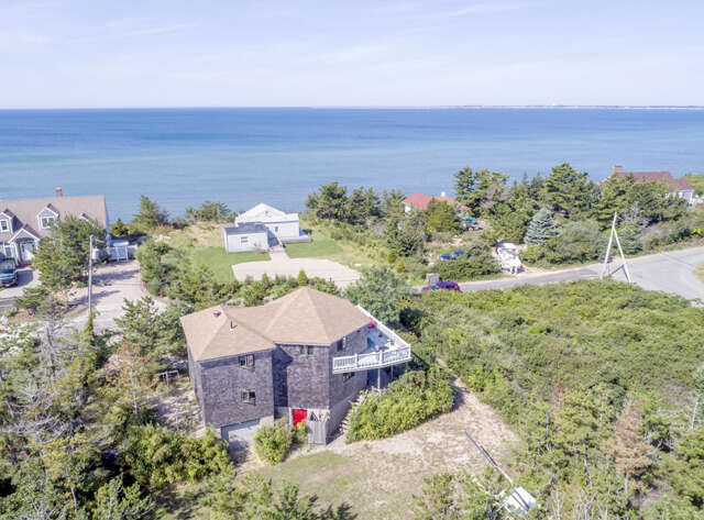 Single Family for Sale at 34 And 32 Bay View Road Truro, Massachusetts 02666 United States