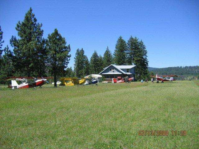 Single Family for Sale at 1844 Shay Hill Road St. Maries, Idaho 83861 United States