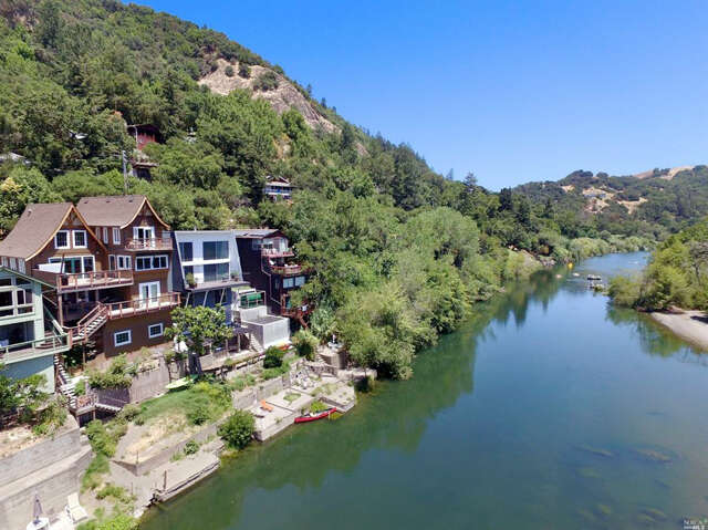 Single Family for Sale at 1864 South Fitch Mountain Road Healdsburg, California 95448 United States
