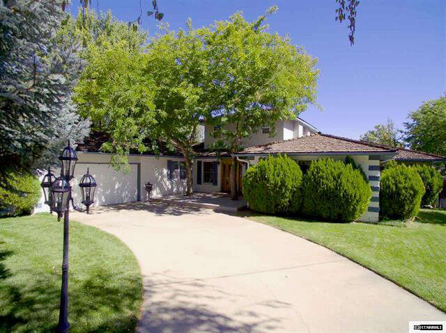Single Family for Sale at 3 Comstock Circle Carson City, Nevada 89703 United States