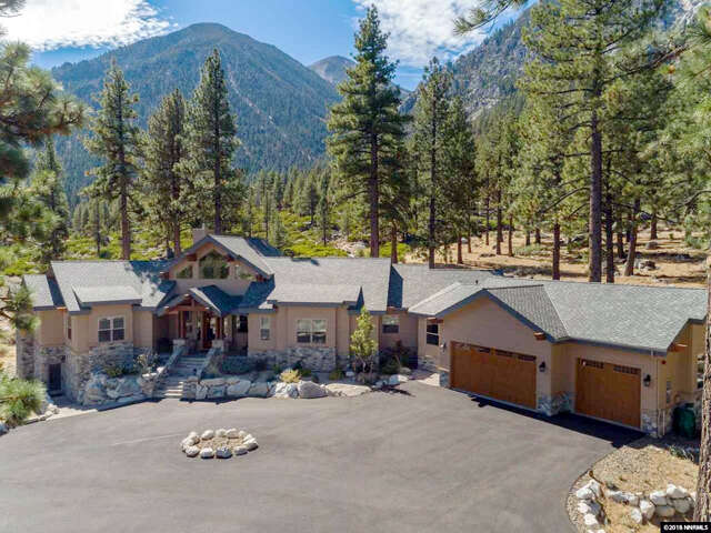 Single Family for Sale at 201 Stony Creek Rd Gardnerville, Nevada 89460 United States