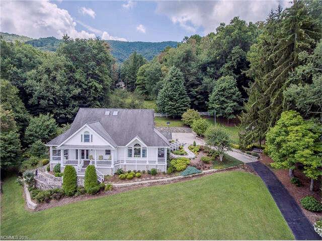 Single Family for Sale at 1180 Saunook Road Waynesville, North Carolina 28786 United States