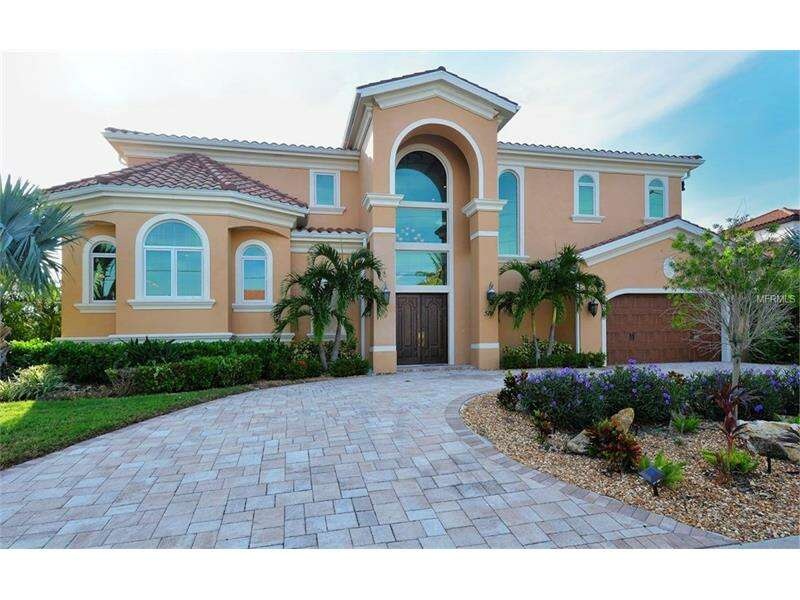 Single Family for Sale at 510 Bowsprit Lane Longboat Key, Florida 34228 United States